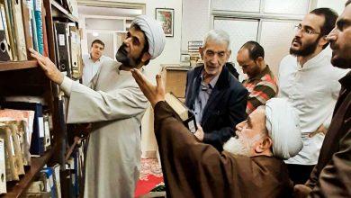 Photo of دیدار آیت الله جاودان از مرکز مطالعات اسلامی علامه عسکری