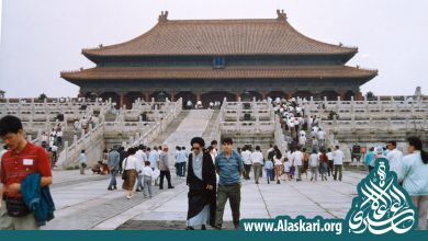 Photo of خاطرات علامه عسکری (۴)-سفر به چین+گزارش تصویری