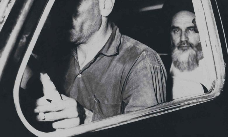 دستگیری امام خمینی توسط ساواک ۱۳۴۲